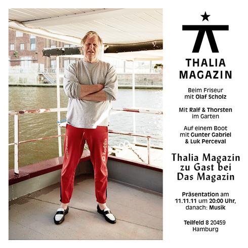 Thalia Magazin at Das Magazin